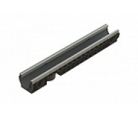 Лоток водовідвідний PolyMax Basic ЛВ-10.16.12-ПП пластиковий підсилений 8027